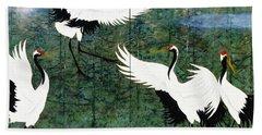 Japanese Modern Interior Art #120-part1 Beach Towel
