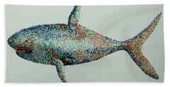 Jaws 1 Beach Towel