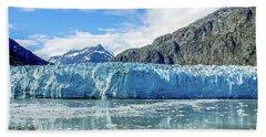 John Hopkins Glacier 1 Beach Towel