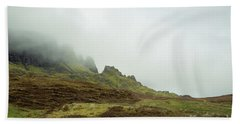 Journey To The Quiraing Beach Towel