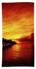 Juno Pier 2 Beach Towel