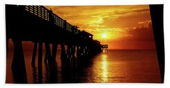 Juno Pier 3 Beach Towel