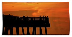Juno Pier 5 Beach Towel