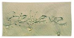 Just Beach Sheet