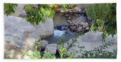 Kaweah River Beach Towel