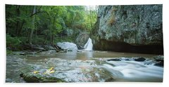 Kilgore Falls Beach Towel