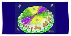 King Cake Beach Sheet