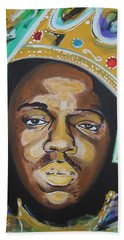 King Christopher Beach Towel