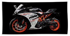 Ktm Rc 390 Beach Towel