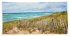 Lake Michigan Beachcombing Beach Sheet