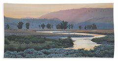 Lamar Evening Beach Towel