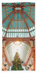 Leadenhall Market Beach Towel