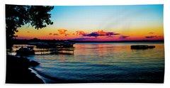 Leech Lake Beach Sheet