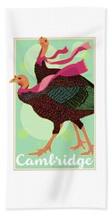 Les Foulards De Cambridge Beach Towel