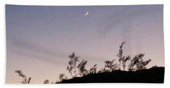 Libra Twilight Crescent Beach Sheet