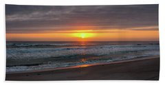 Beach Towel featuring the photograph Light Of The Sun by John M Bailey