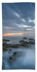 Lines - Matosinhos 2 Beach Towel