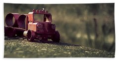 Little Engine That Could Beach Towel