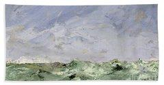 Little Water, Dalaro, 1892  Beach Towel