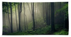 Living Forest Beach Towel