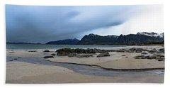 Lofoten Beach Beach Towel