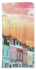 London Dreams Beach Towel