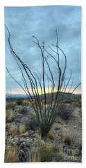 Lone Bush - Sunrise Beach Sheet