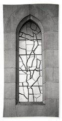 Lone Cathedral Window Beach Towel