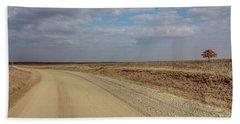 Lonesome Road Beach Sheet
