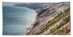 Long Slide Overlook Beach Sheet