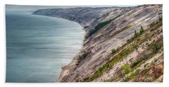 Long Slide Overlook Beach Towel
