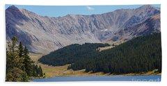 Longs Peak Colorado Beach Sheet