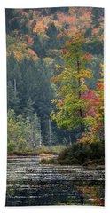 Loon Lake Beach Towel