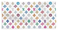 Louis Vuitton Monogram-1 Beach Towel