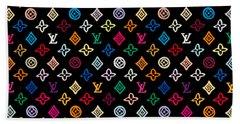Louis Vuitton Monogram-2 Beach Towel