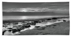 Low Tide 3 Beach Towel