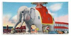 Lucy The Elephant Beach Sheet
