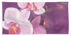 Luxurious Petals Beach Towel