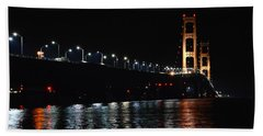 Mackinac Lights Beach Towel