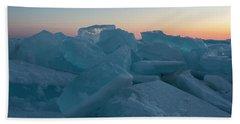 Mackinaw City Ice Formations 2161808 Beach Sheet