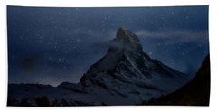 Magical Matterhorn Beach Towel