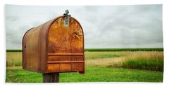 Mailbox  Beach Sheet