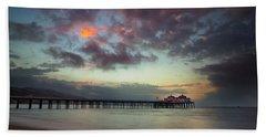 Malibu Pier IIi Beach Sheet