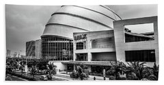 Beach Towel featuring the photograph Mall Of Asia 3 by Michael Arend