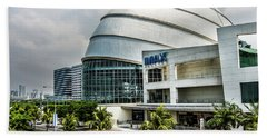 Mall Of Asia 4 Beach Towel