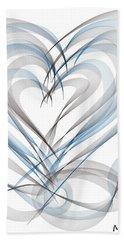 Many Hearts Beach Sheet