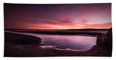 Marazion Sunset Beach Towel