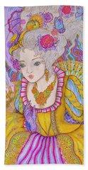 Marie Antoinette Beach Sheet