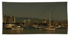 Marina Golden Hours Beach Sheet