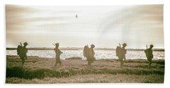 Marshlands Beach Towel